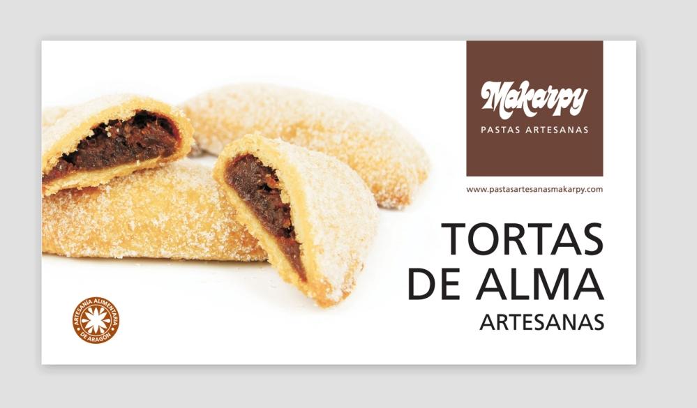 Pastas Artesanas Makarpy - Tortas de Alma
